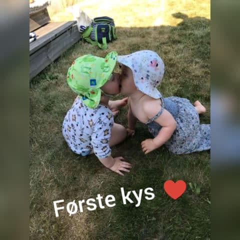 Første kys