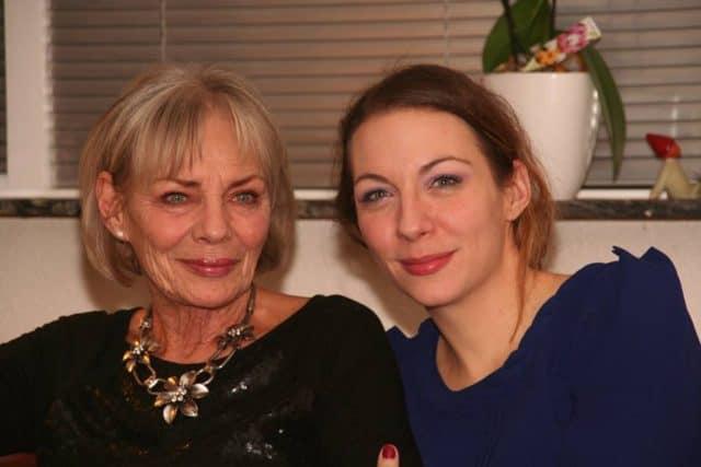 Mig og min mor -nogle siger jeg ligner hende og dét er jeg bare super stolt af :-)