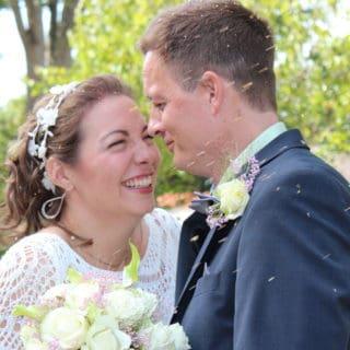 Bryllup og skæderier