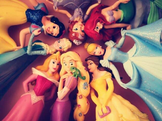 Disney fortællinger